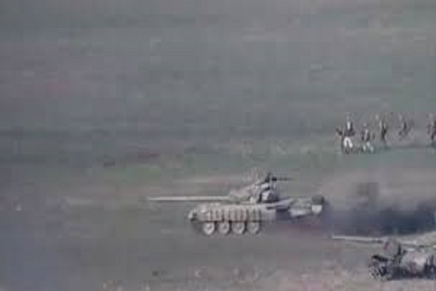 Perang Armenia dengan Azerbaijan, Ini Perbandingan Kekuatan Militernya