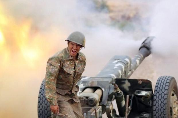 Perang dengan Azerbaijan, Armenia Mengaku Tidak Bu