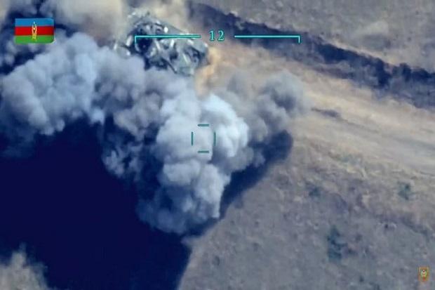 Perang Sengit, Azerbaijan Hancurkan Sistem Rudal S-300 Armenia