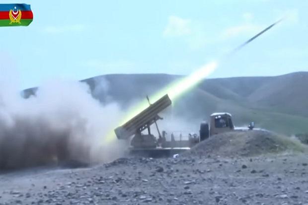 Selain S-300 Rusia, Ini Senjata Perang Armenia yang Digempur Azerbaijan