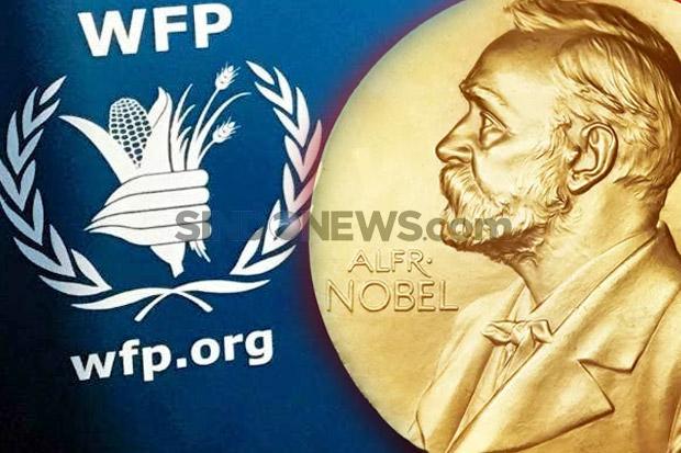 Hadiah Nobel Perdamaian Jatuh ke Pelukan Program Pangan Dunia