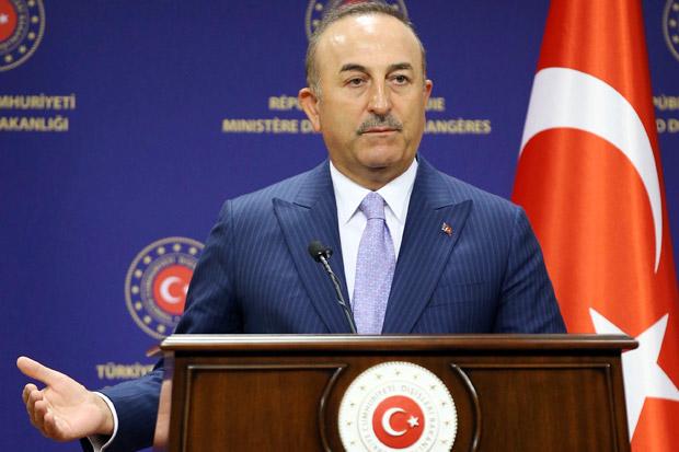 Didesak Tarik Pasukan dari Suriah, Turki Sebut UE Arogan