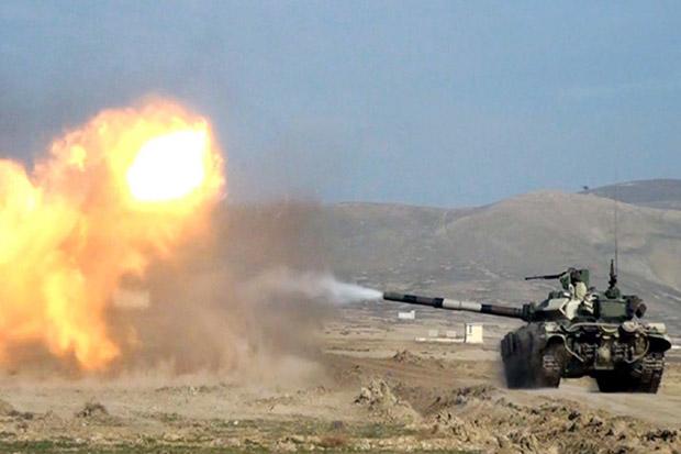 Rusia Serukan Pengerahan Penjaga Perdamaian di Nagorno-Karabakh