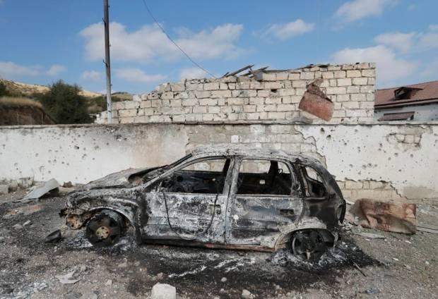 Perang Nagorno-Karabakh Masuk Babak Baru Situasi 'Tong Mesiu'