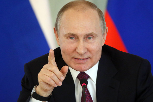 Putin Usul Perjanjian New START Diperpanjang Satu Tahun