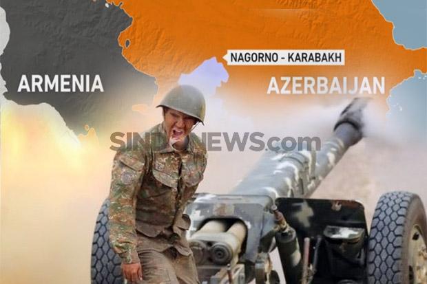 Para Pemimpin Agama Azerbaijan Kutuk Serangan Armenia