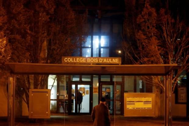 Prancis Tahan Sembilan Orang Diduga Terkait Pemenggalan Guru