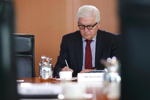 Ajudan Positif Covid-19, Presiden Jerman Lakukan Isolasi Mandiri