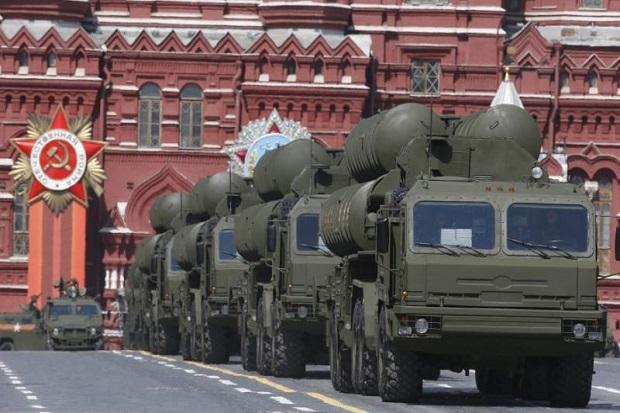 AS Marah karena Turki Jajal Sistem Rudal S-400 Rusia