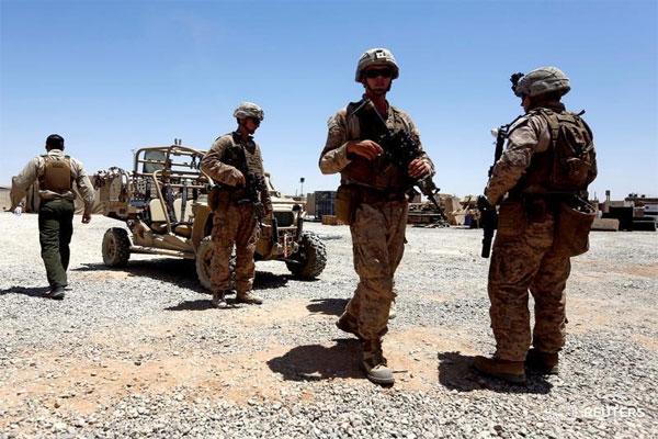AS dan Taliban Saling Tuduh Soal Pelanggaran Perjanjian