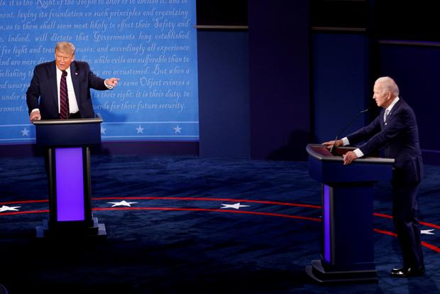 Debat Bukan Jadi Penentu Kemenangan pada Pemilu AS