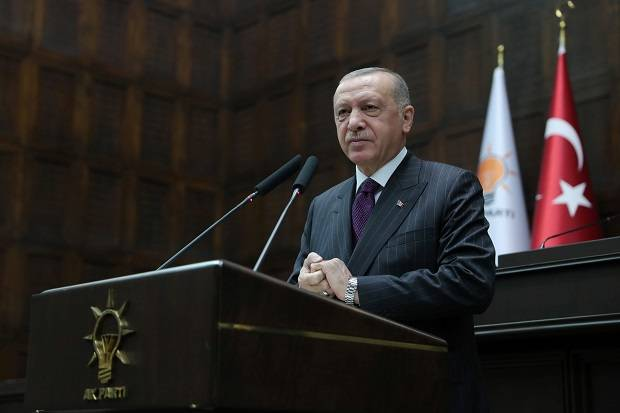Erdogan: Inisiatif Macron untuk Reformasi Institusi Islam Upaya Serang Muslim