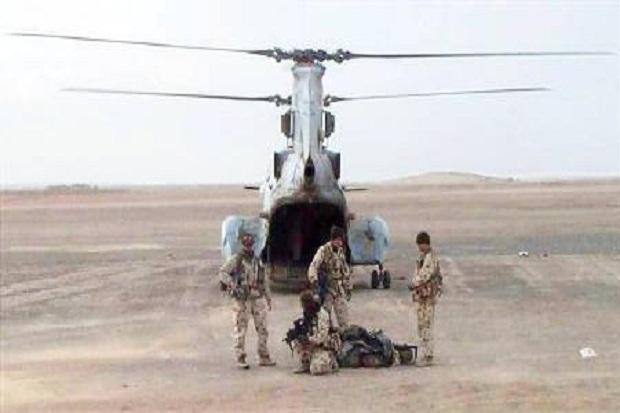 Pasukan Khusus Australia Eksekusi Tahanan Afghanistan yang Sudah Diborgol