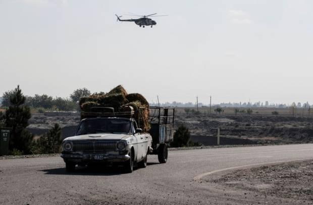Pertempuran Baru Pecah di Nagorno-Karabakh Setelah Perundingan
