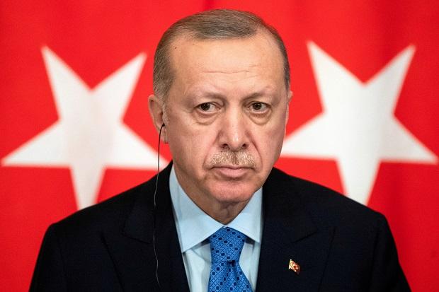 Erdogan: Turki Berhak Terlibat Dalam Penyelesaian Konflik Nagorno-Karabakh