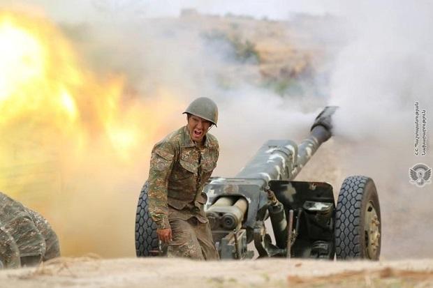 Hari Ini Gencatan Senjata Ketiga dalam Perang Armenia vs Azerbaijan