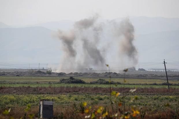 Baru Diterapkan, Gencatan Senjata di Nagorno-Karabakh Kembali Dilanggar