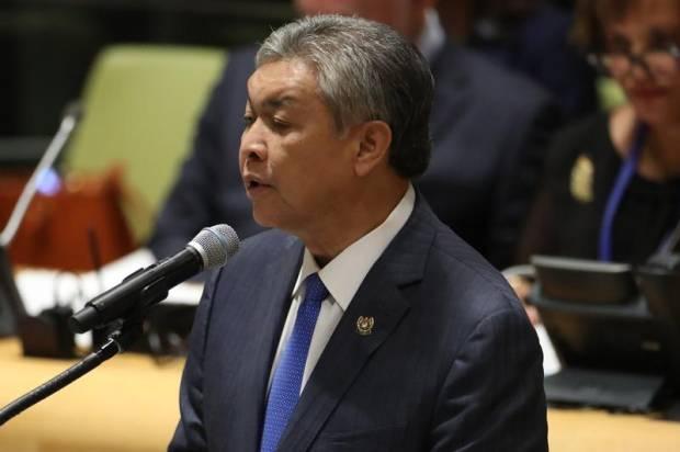 UMNO Dukung Muhyiddin Tapi Serukan Pemilu Setelah Pandemi Berakhir