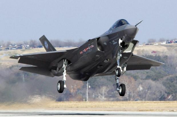 Berniat Jual F-35 ke UEA, Trump Beri Tahu KongresAS