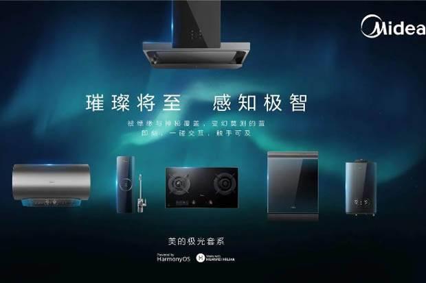 Digunakan Smarthome Midea, Harmony OS Besutan Huawei Mulai Laris