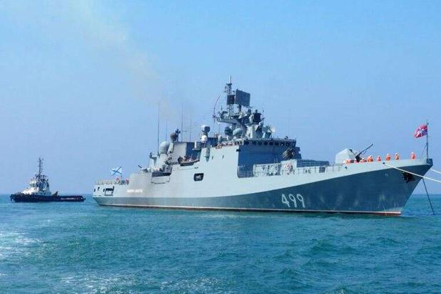Rusia Akan Bangun Pangkalan Angkatan Laut di Sudan