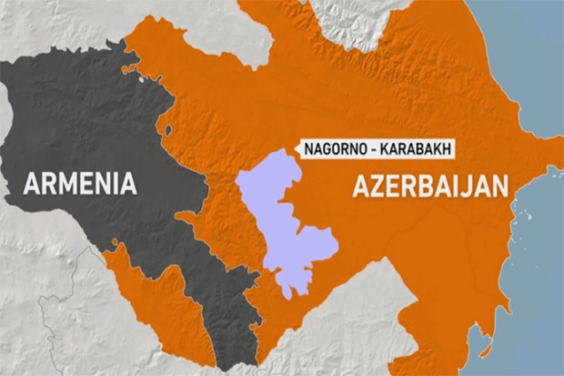 Prancis Ingin Dunia Awasi Gencatan Senjata Nagorno-Karabakh