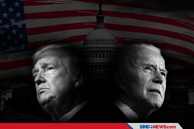 Hitung Ulang Pilpres AS di Georgia Tegaskan Kemenangan Biden Atas Trump