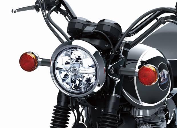 Kawasaki Lahirkan Kembali Nenek Moyang Motor Jepang \'Meguro K3\'