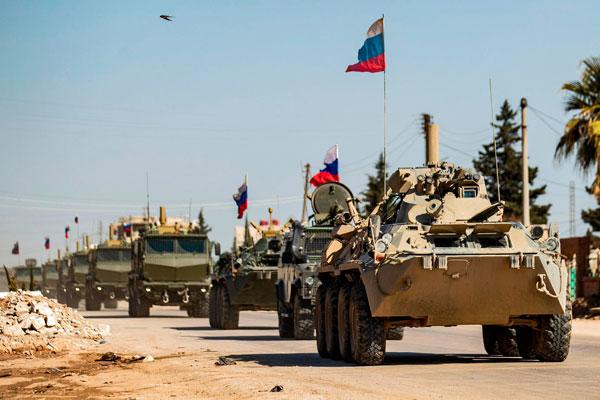 Konflik Suriah Bantu Rusia Sempurnakan Senjata dan Peralatan Militer