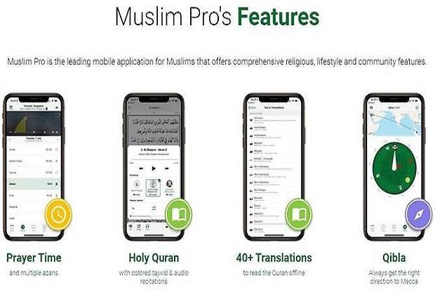 MuslimPro Digugat Pengguna atas Tuduhan Jual Data ke Militer AS