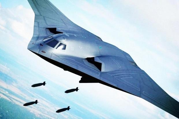 Pembom Siluman H-20 Akan Beri China Kemampuan Serangan Antarbenua