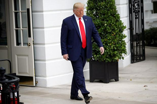 Trump Bersedia Kosongkan Gedung Putih dengan Syarat