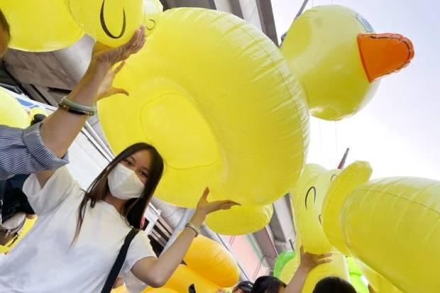 Demonstran Thailand Bergerak ke Pinggiran Bangkok
