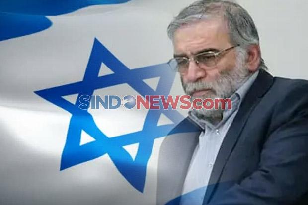 Israel Dituding Jadi Dalang Pembunuhan Ilmuwan Nuklir Iran