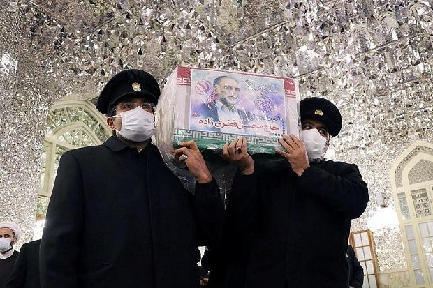 Ilmuwan Nuklirnya Dibunuh, Iran Didesak Serang Haifa Israel