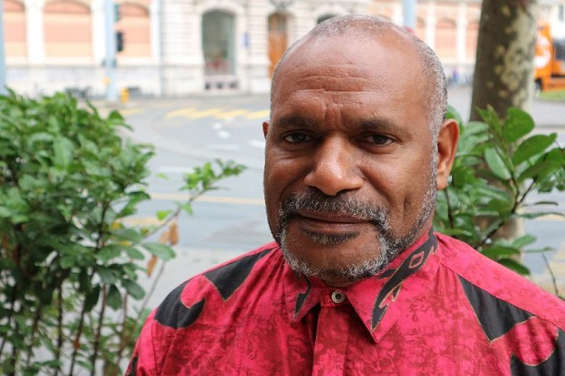 ULMWP Calonkan Benny Wenda sebagai Presiden Interim Papua Barat