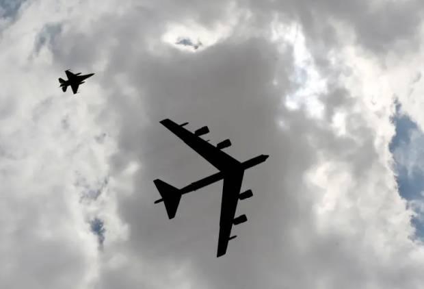 AS Kembali Kirim Pesawat Bomber B-52 ke Timur Tengah, Ini Alasannya