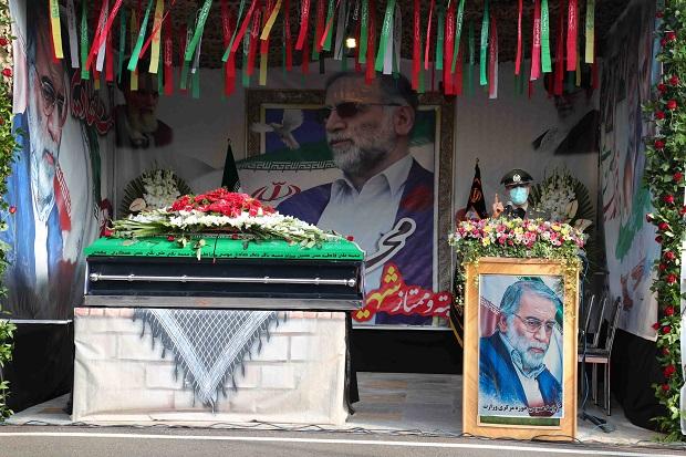 Pembunuhan Fakhrizadeh Dimaksudkan untuk Hambat Diplomasi dan Ciptakan Krisis Besar di Kawasan