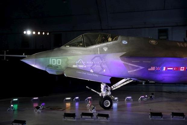 Rusia Operasikan Sistem Rudal S-500 Si Pembunuh F-35 Tahun Depan