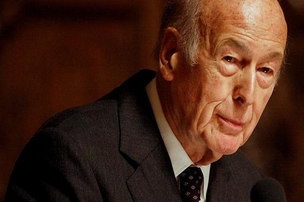 Eks Presiden Prancis dEstaing Meninggal di Usia 94 Tahun karena Covid-19