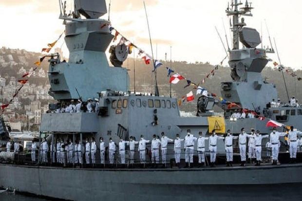 Israel Terima Kapal Perang Tercanggih saat Seteru dengan Iran Memanas