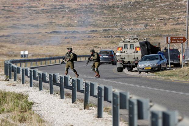 Hidupkan Perundingan Perdamaian Palestina
