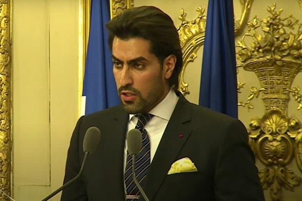 Pangeran Arab Saudi yang Ditahan Dipindahkan ke Lokasi Rahasia