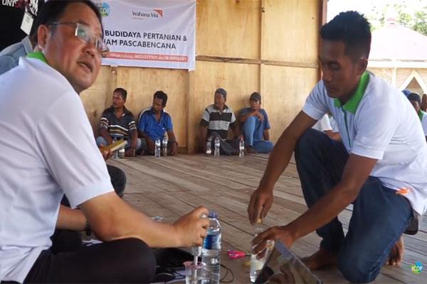 Taiwan ICDF Hadirkan Proyek Pendukung Mata Pencaharian di Sulawesi Tengah