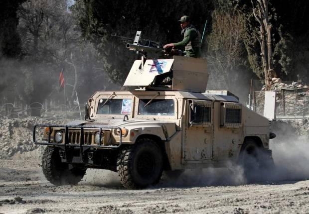 Deplu AS Setuju Jual Senjata Senilai Rp785 Miliar untuk Lebanon