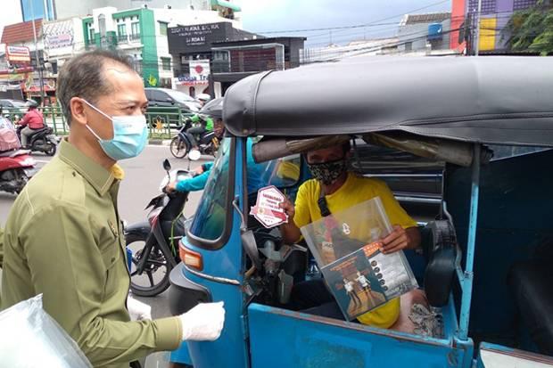 Satgas Saber Pungli Ajak Masyarakat Aktif Laporkan Pungutan Liar