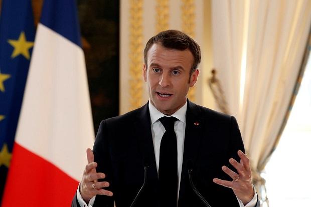 Macron Minta Dukungan Untuk Uu Pemberangus Islamisme Radikal