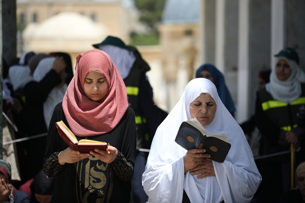 Jumlah Pemeluk Islam Di Israel Meningkat Ini Penyebabnya