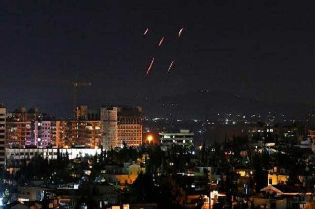 Serangan Rudal Israel di Suriah Membunuh 6 Milisi Pro-Iran