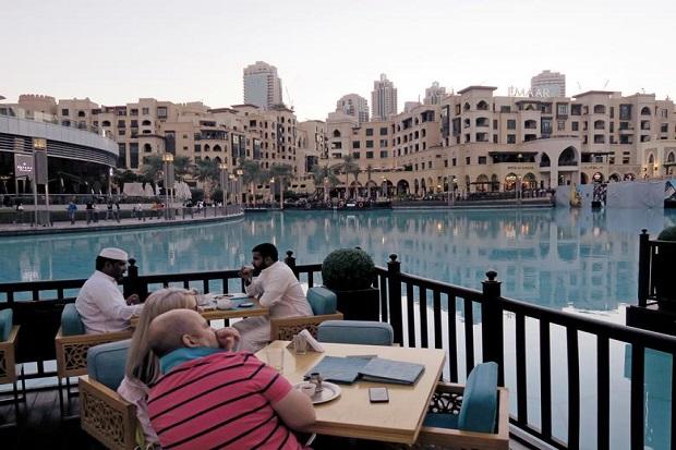 Wisata Seks Dubai, Buah Normalisasi Hubungan UEA dengan Israel